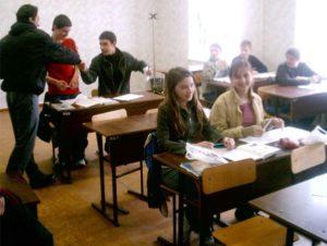 Romanii din Tiraspol George Simion